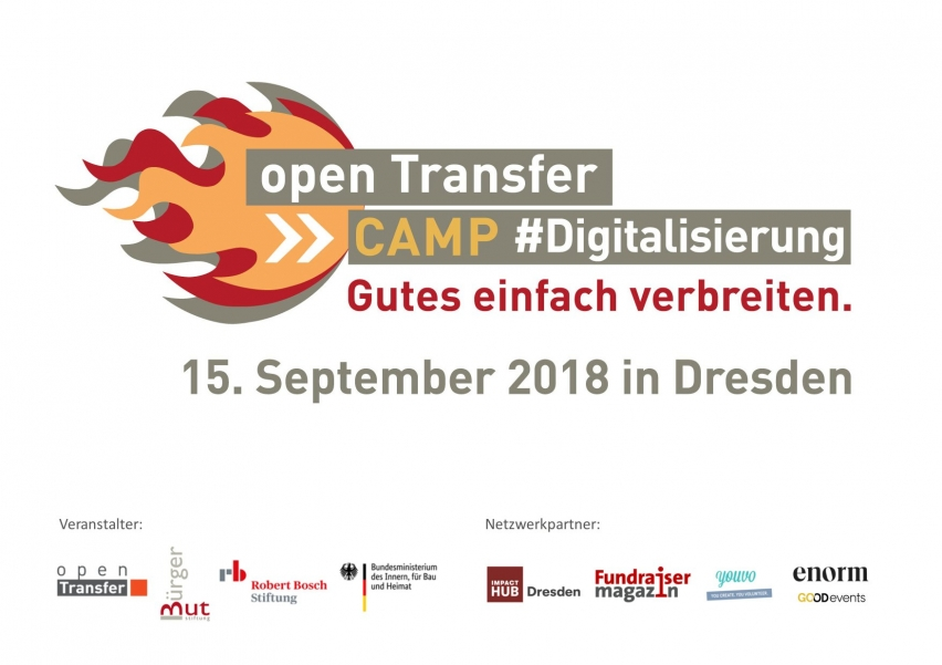Opentransfer Camp 2018