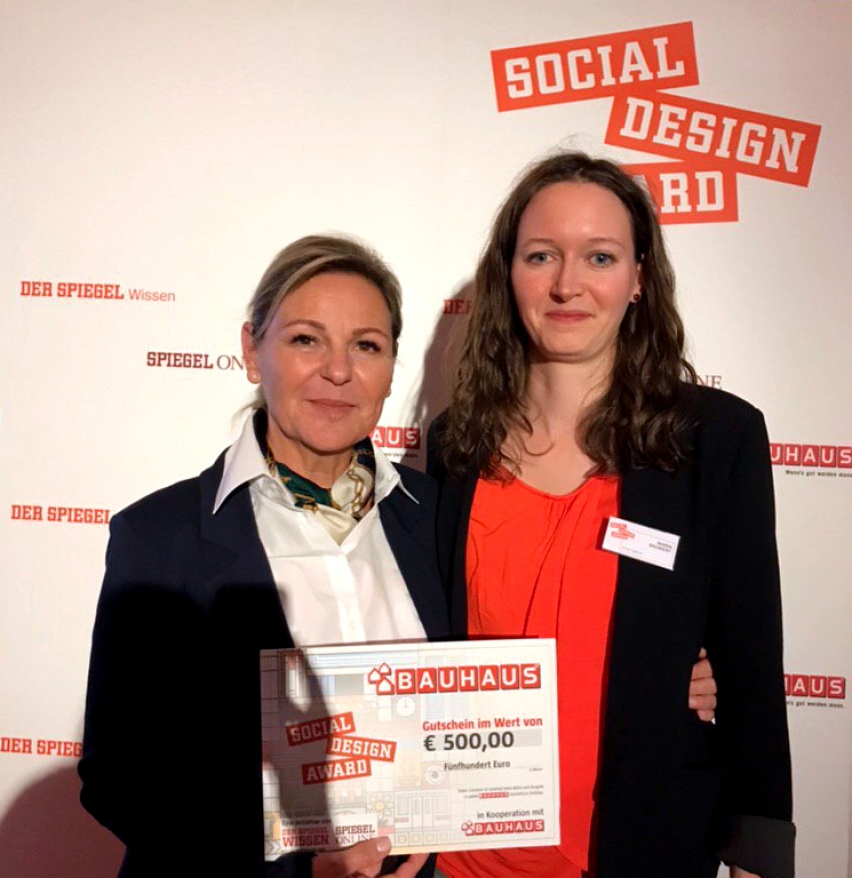 bring-together nominiert für den Social Design Award