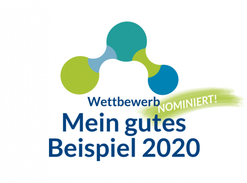 bring-together nominiert für »Mein gutes Beispiel« 2020