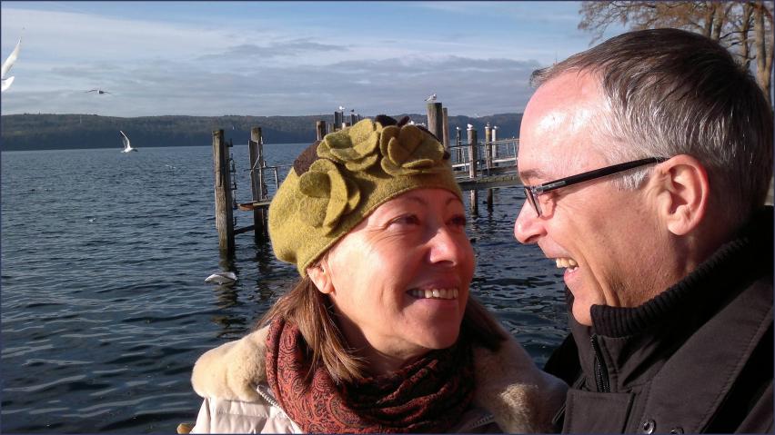 Mein Weg in ein Gemeinschaftsprojekt: Workshop-Initiatoren sind Patrizia und Bernhard