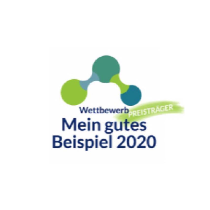 bring-together erhält den Preis »Mein gutes Beispiel« 2020