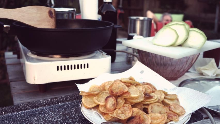 Zusammen kochen mit bring-togther