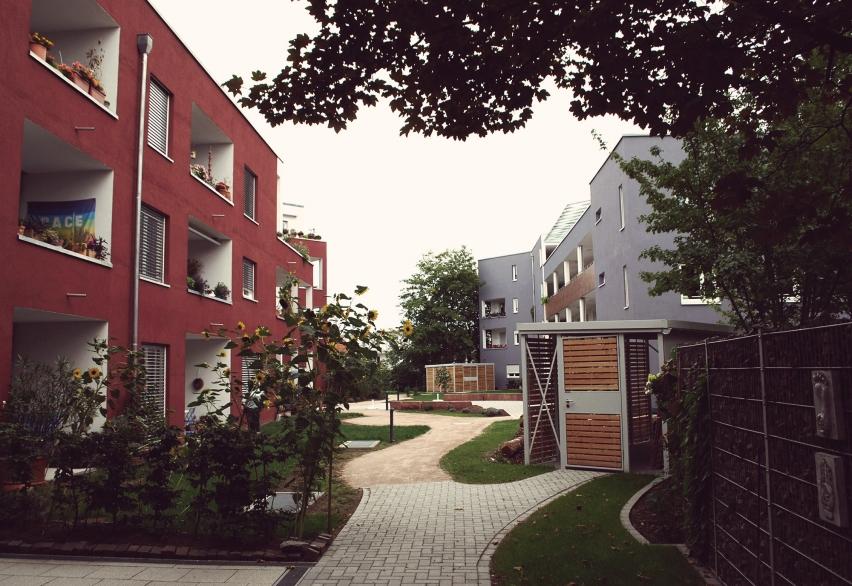 Der Generationenhof Landau. Nachbarschaftlich Wohnen
