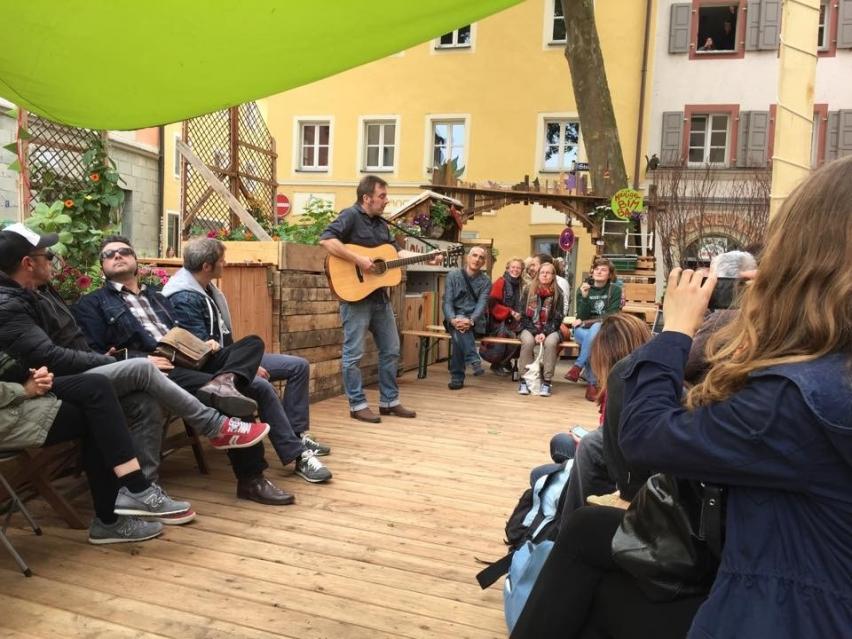 Transition Town Regensburg. Konzert
