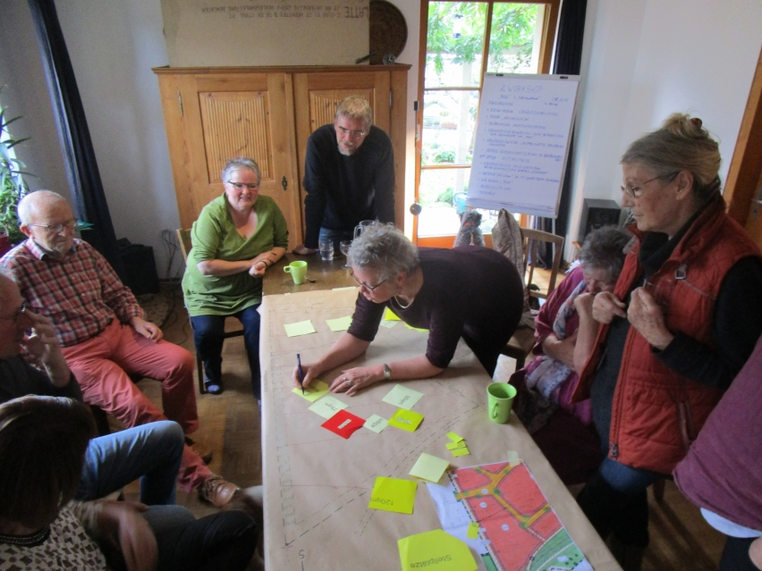 InGe — Individuell Wohnen Gemeinsam Leben. Gemeinsam Entscheiden