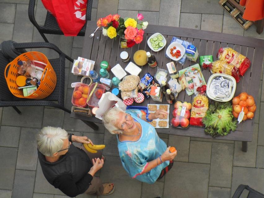 InGe — Individuell Wohnen Gemeinsam Leben. Gemeinsam Essen