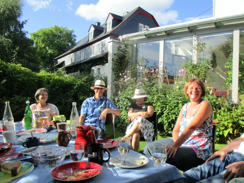 InGe — Individuell Wohnen Gemeinsam Leben. Gemeinsam Wohnen und Leben