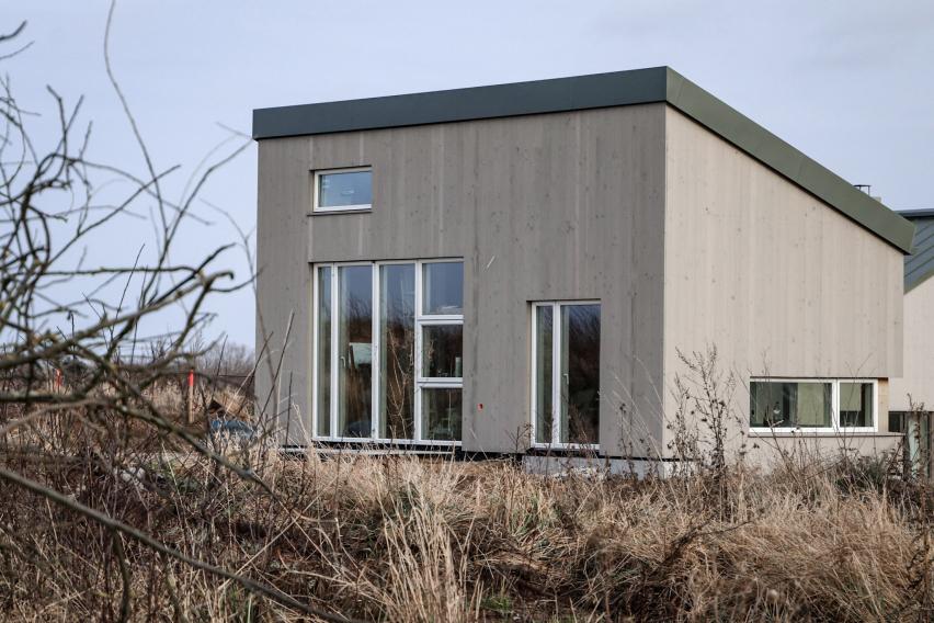 Holzbaugemeinschaft Eifelleben mit Holzhaus