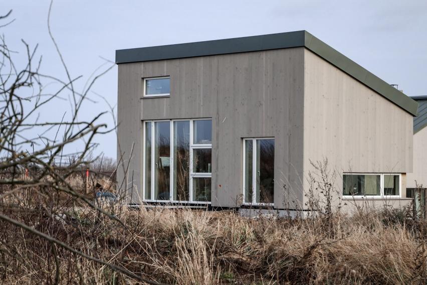 Beispielhaus 2, Holzbaugemeinschaft Eifelleben