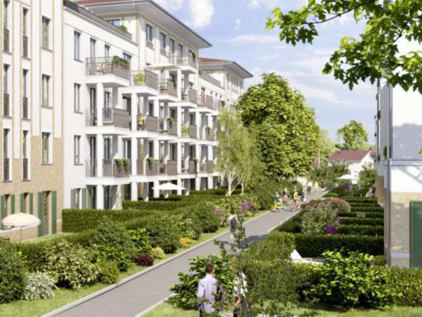 Das Mehrgenerationen-Wohnprojekt »Sonnenhügel« – Anlage