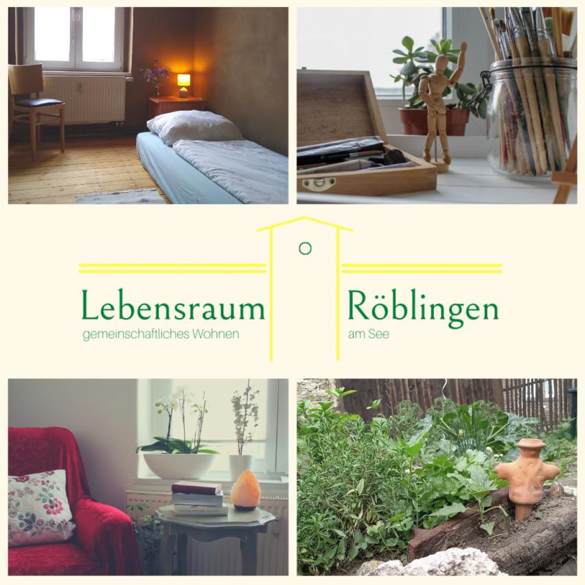Wohnprojekt Lebensraum Röblingen am See hat durch bring-together neue Bewohnerinnen gefunden.