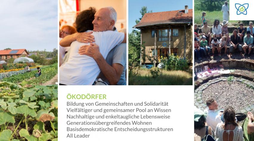 Ökodörfer in Deutschland – bring-together