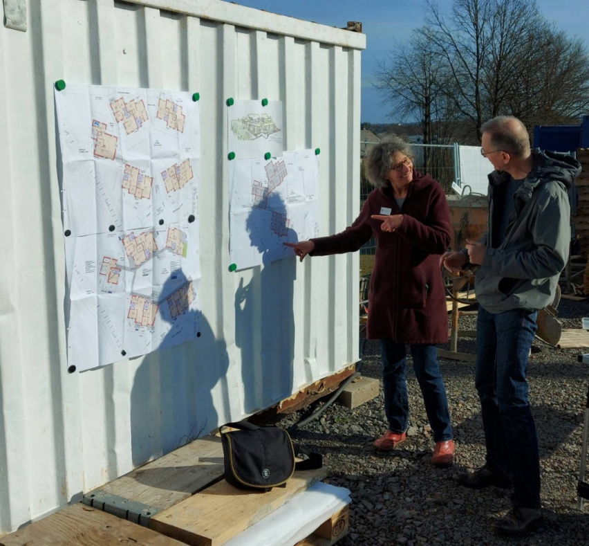 InGe — Individuell Wohnen Gemeinsam Leben. Baubeginn