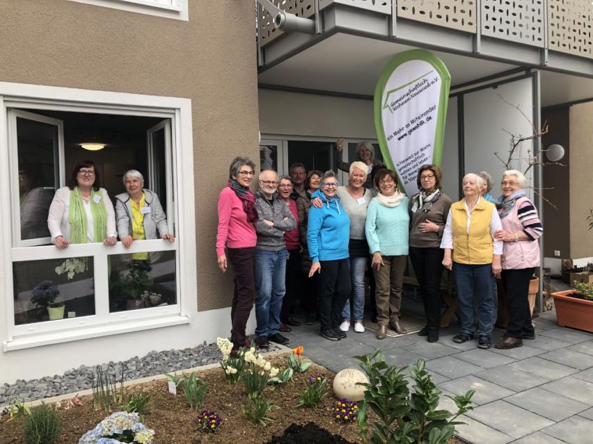 Gemeinschaftlich Wohnen Neuwied vorgestellt bei bring-together