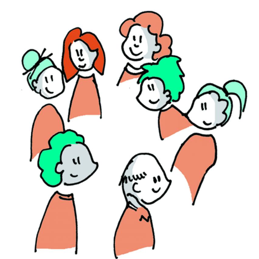 Gemeinschaftskompass: Gemeinschaft – von Eva Stützel – vorgestellt von bring-together