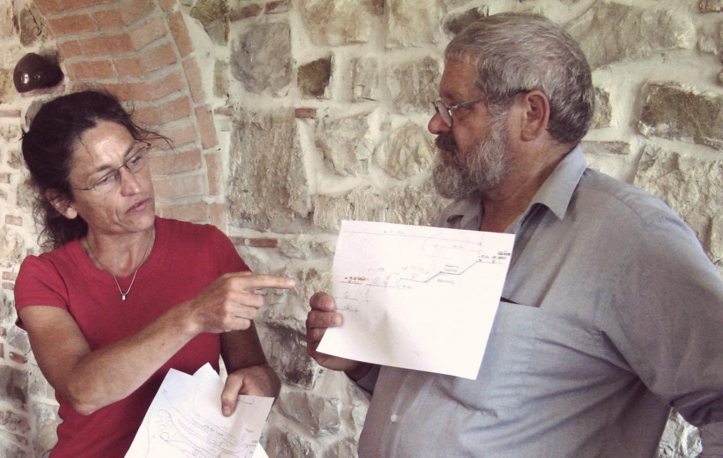 Workshop mit Sepp Holzer in der Toskana