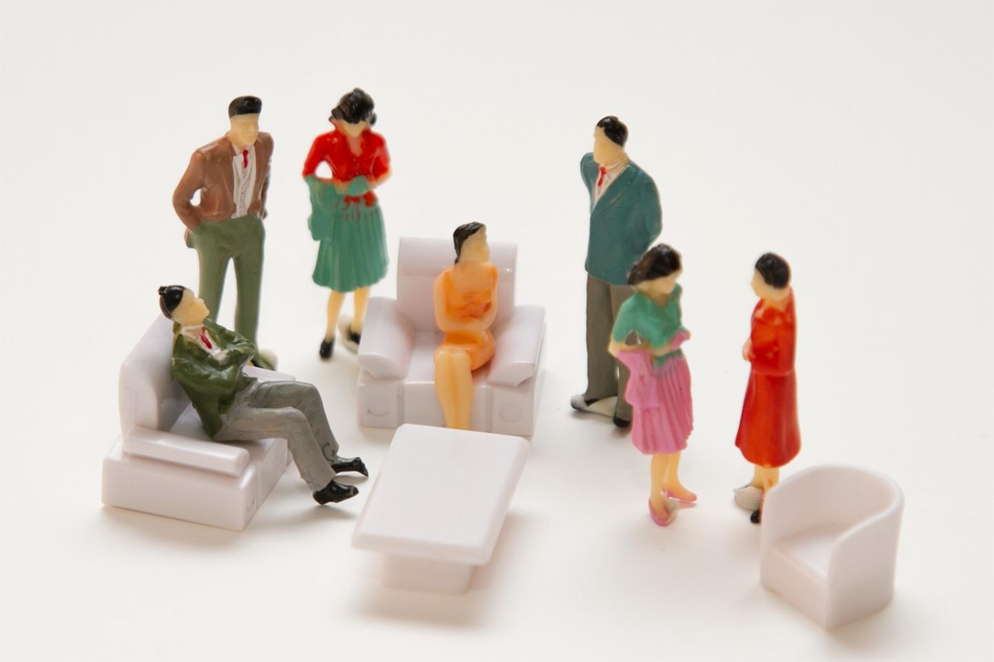 Die Berufstätigen-WG. Gemeinsam Wohnen und Arbeiten