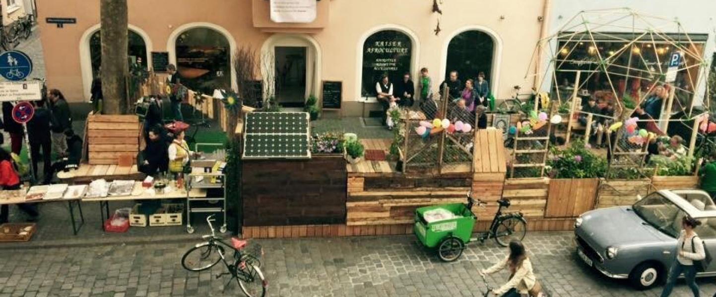 Transition Town Regensburg – Wandel und Gemeinschaft für alle