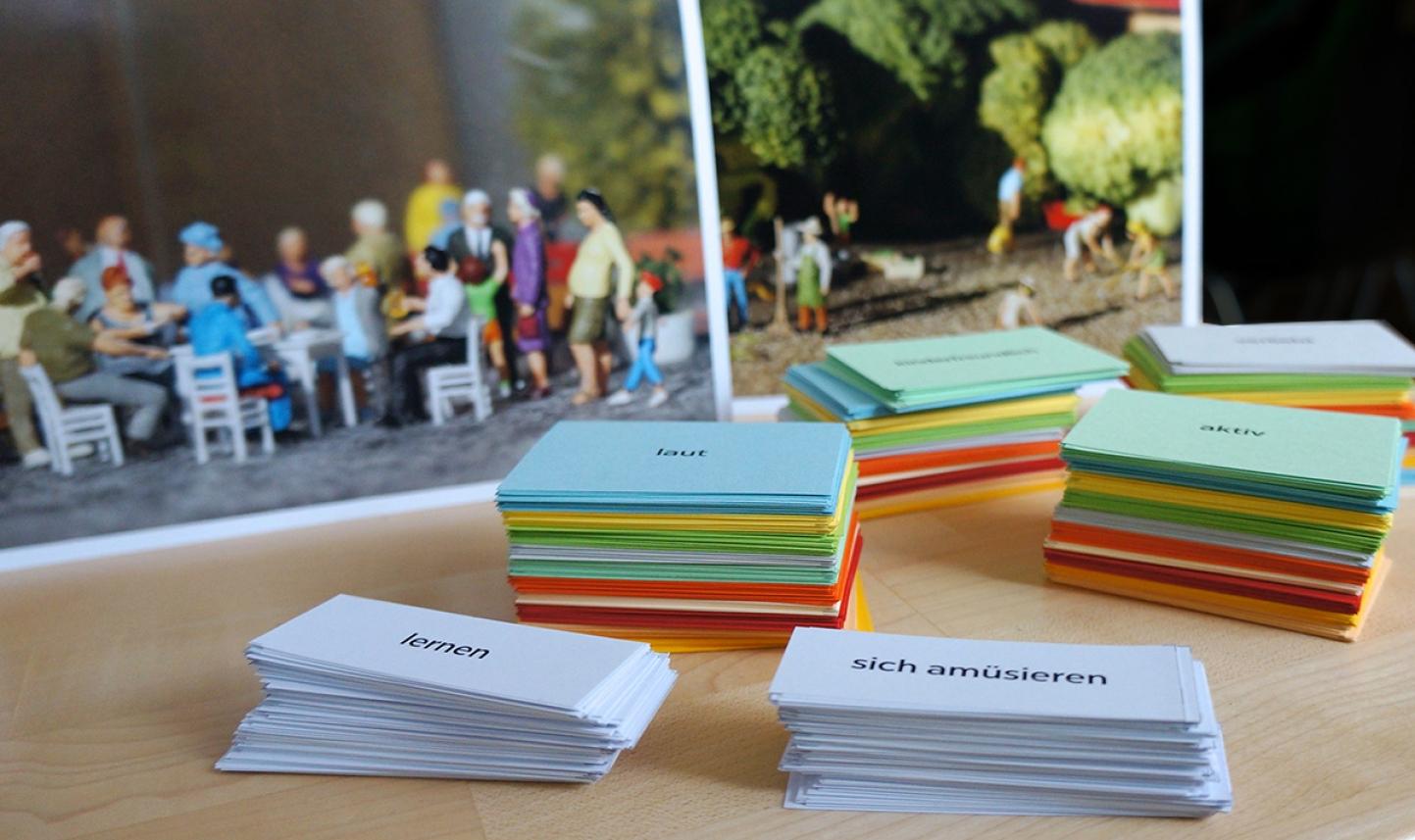 Workshop Gemeinschaftsbildung »bring-together«