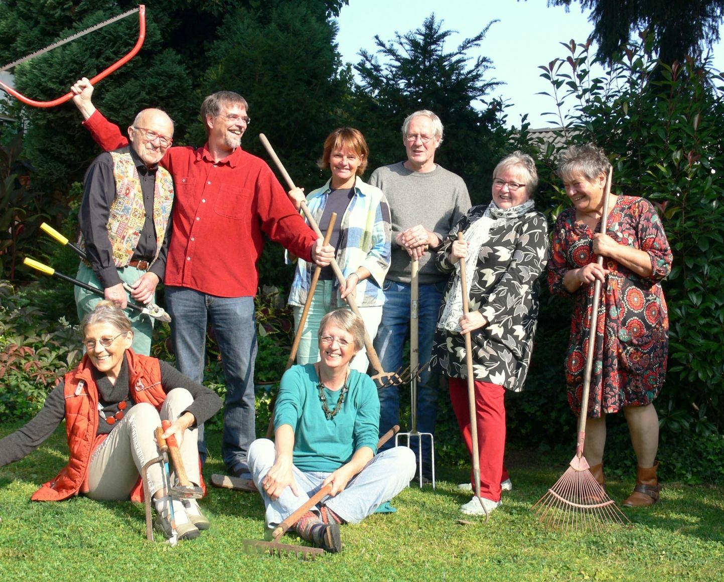 InGe — Individuell Wohnen Gemeinsam Leben. Die GründerInnen
