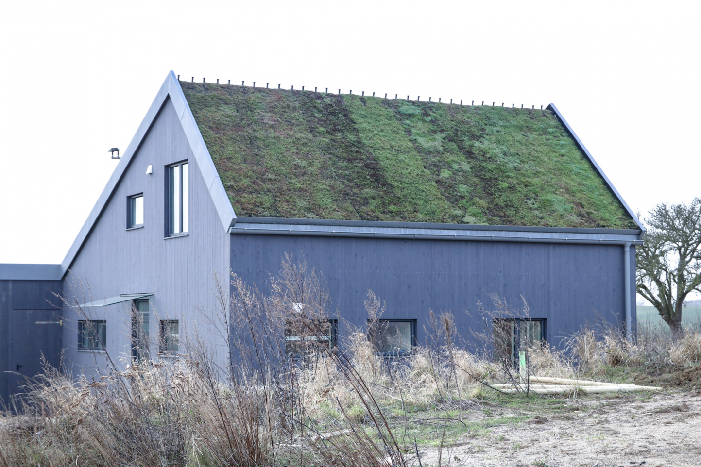 Beispielhaus 1, Holzbaugemeinschaft Eifelleben