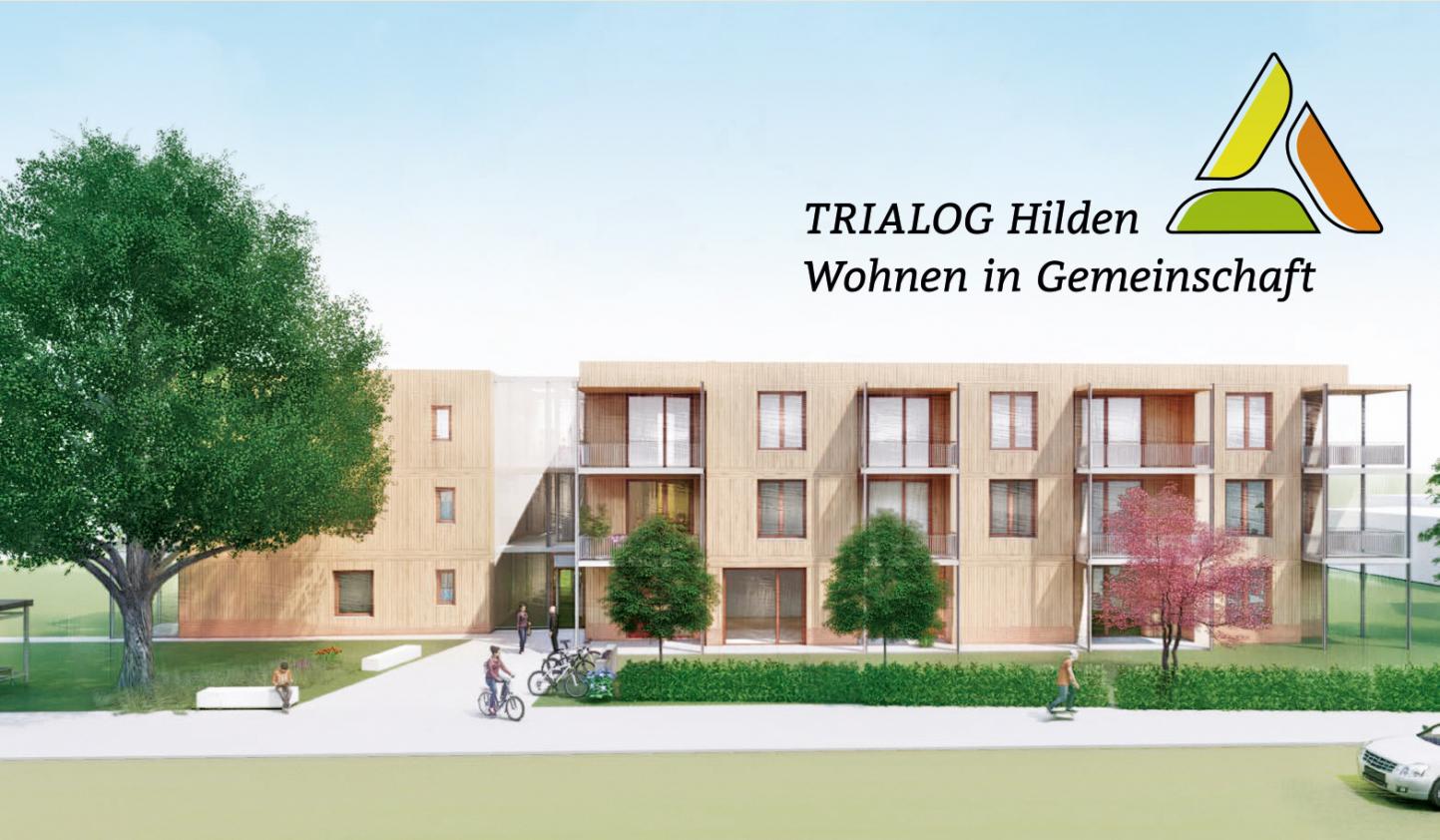 Mehrgenerationenwohnhaus TRIALOG Hilden