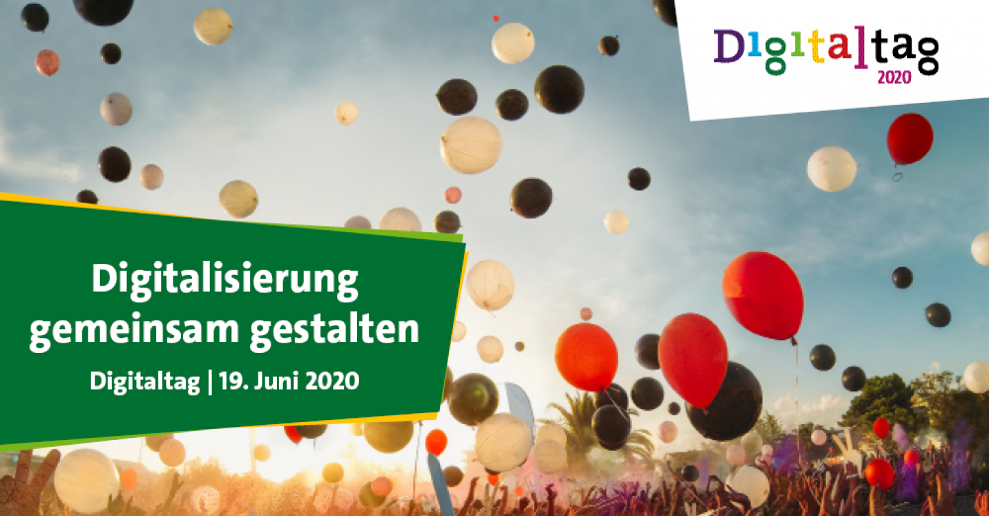 bring-together Aktion zum Digitaltag 2020 #digitalmiteinander