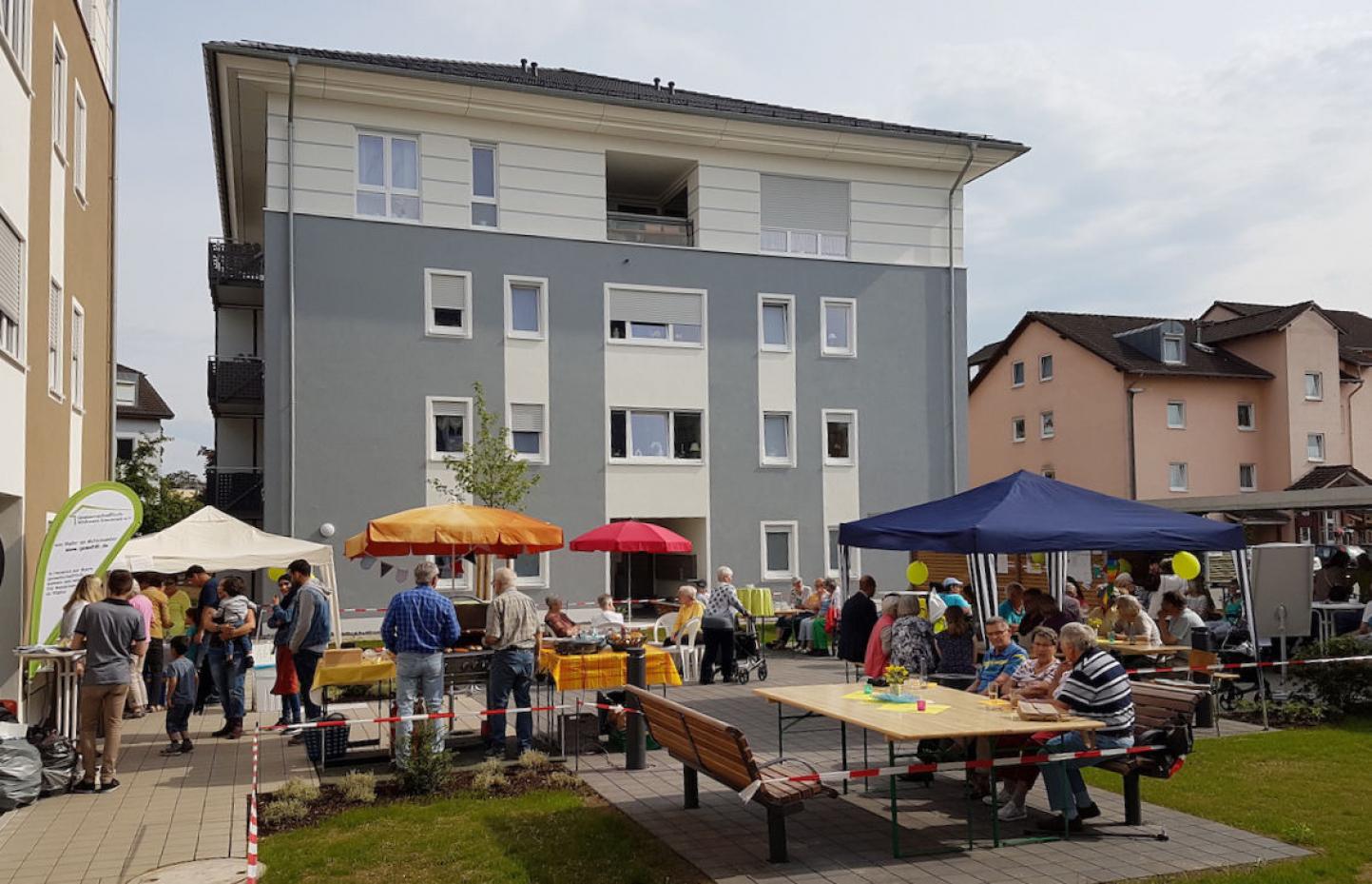 Nachbarschaftliche Gemeinschaft