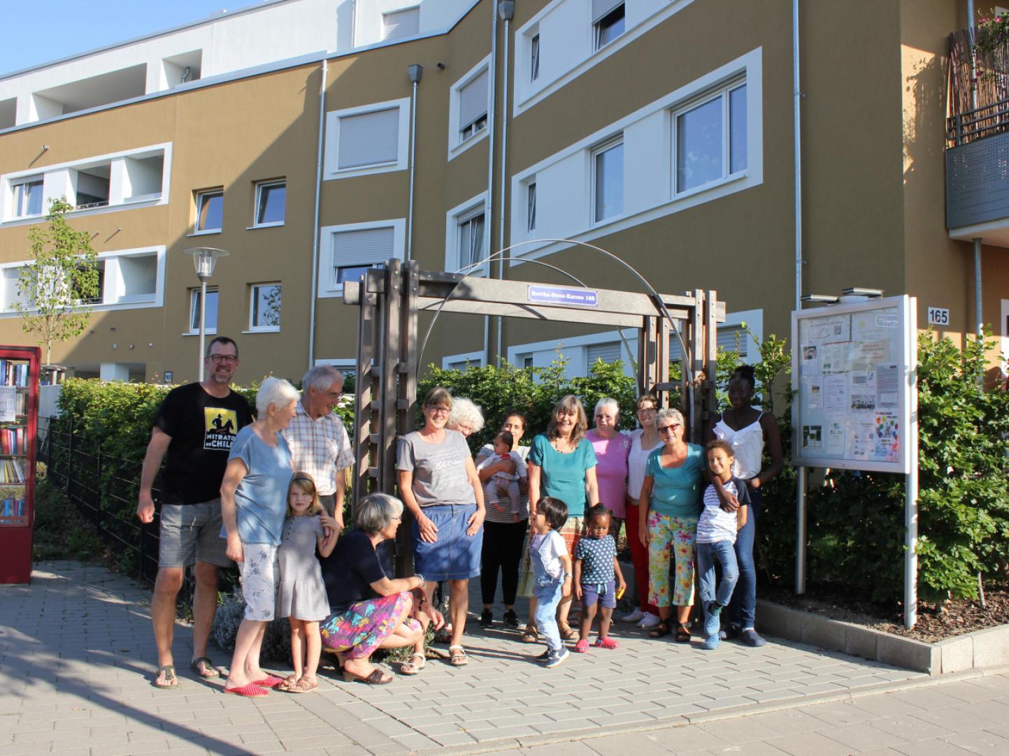 Wohnprojekt Lebensräume in Balance e.V. – Treffen – vorgestellt bei bring-together