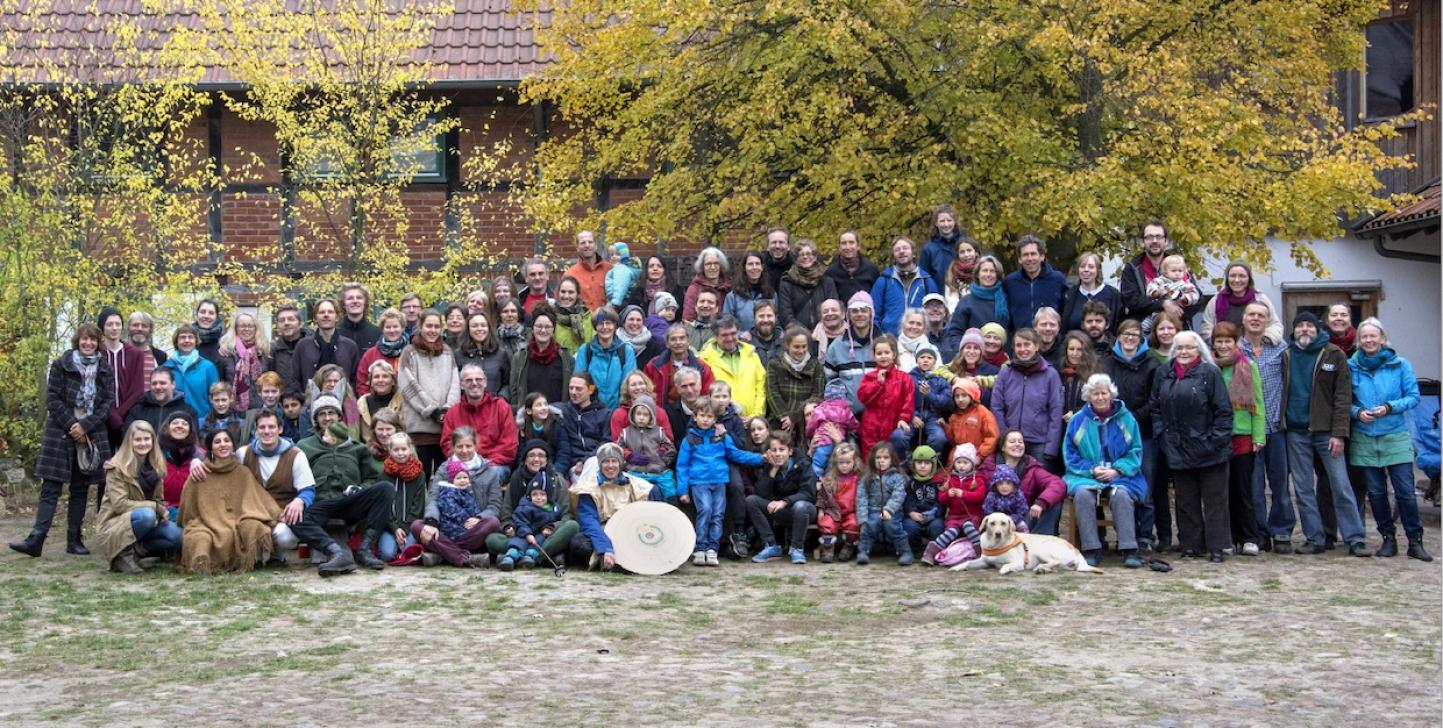 Gemeinschaftsprojekt Ökodorf Sieben Linden – vorstellt bei bring-together