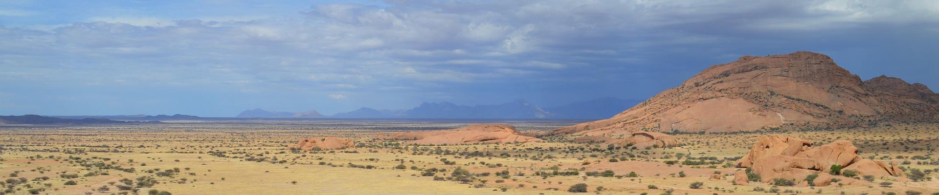 gemeinschaftlich Wohnen in Namibia