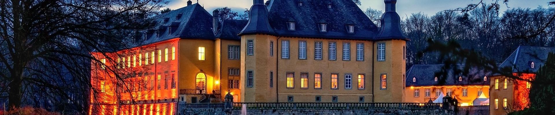 gemeinschaftlich Leben im Schloss