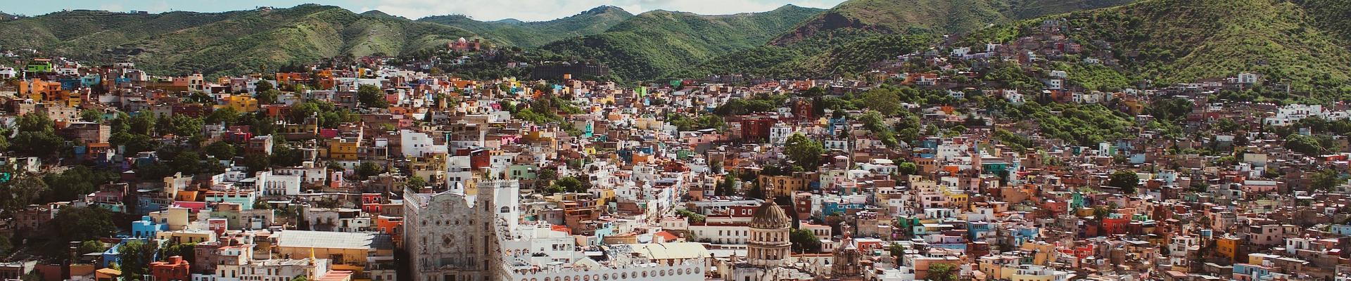 gemeinschaftlich Wohnen in Mexiko