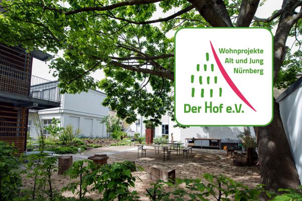 Der Hof e.V. – Wohnprojekte Alt & Jung Nürnberg