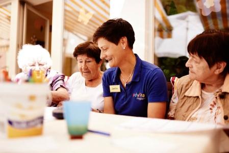 Interview mit der Pflegeleitung einer Demenz-WG