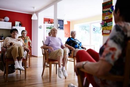 Die Demenz-Wohngemeinschaft