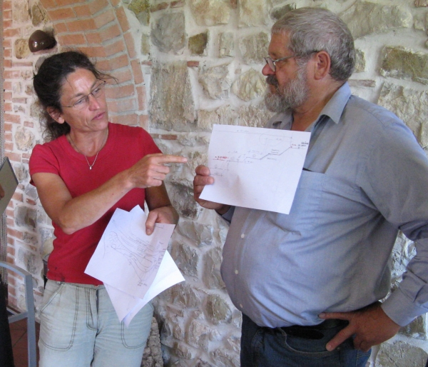 Permakulturprojekt in Italien