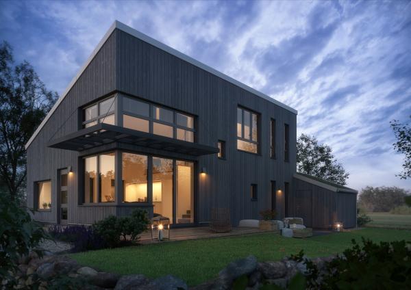 Holzbaugemeinschaft Eifelleben. Tiny House Siedlung