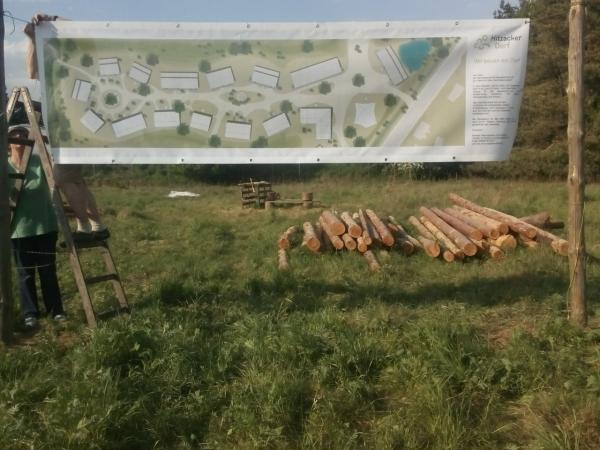 Neues Dorf in Hitzacker