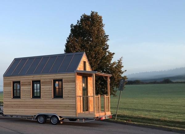 Tiny Houses – kleine Häuser, große Freiheit