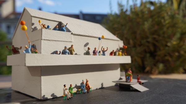 Neue Wohnformen in Städten fördern