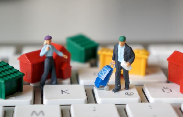 Gemeinschaftsprojekte per E-Mail erhalten