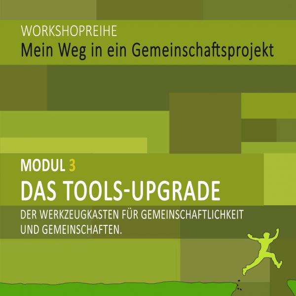 Der Werkzeugkasten für Gemeinschaftlichkeit