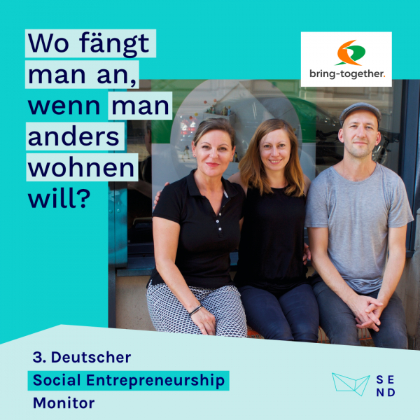 3. Deutscher Social Entrepreneurship Monitor 2021