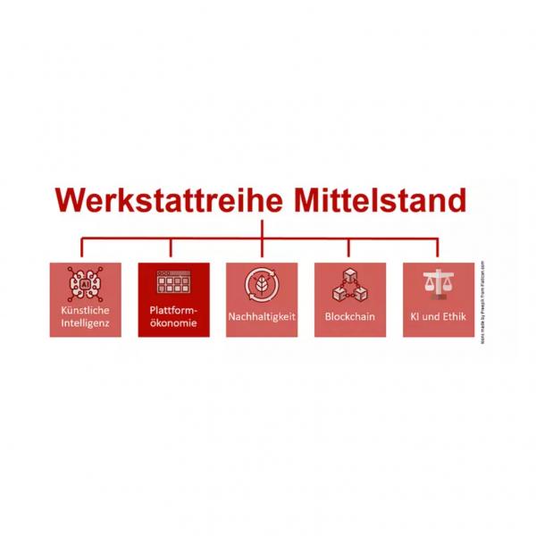 Impulsvortrag zur Werkstattreihe Mittelstand 4.0: Plattformökonomie