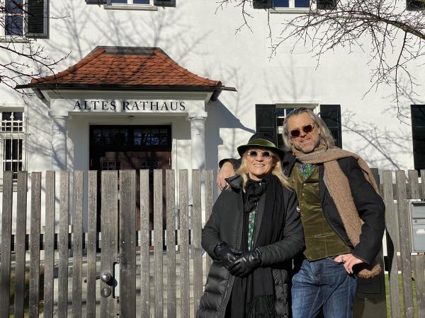 Katharina und Frank