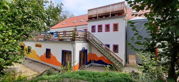 VillaKunterbunt in Niedertaufkirchen I Südost-Oberbayern