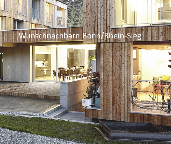 Wunschnachbarn Bonn/Rhein-Sieg
