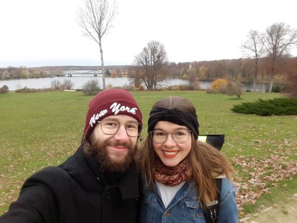 Mona und Patrick