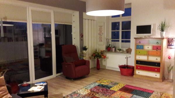 Komfortable Plus WG im Herzen des wunderschönen Glücksburgs